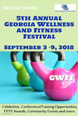 Georgia Wellness and Fitness Festival