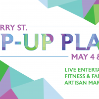 Cherry Street Pop Up Plaza