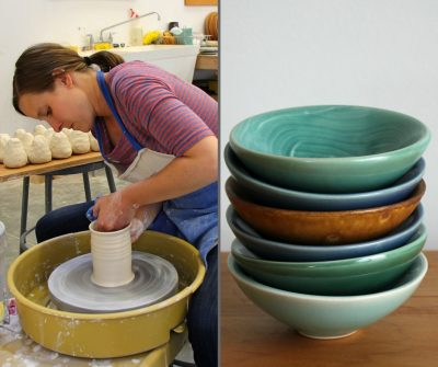 Wheel-Thrown Bowl Workshop