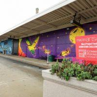 Macon Transfer Murals Public Opening