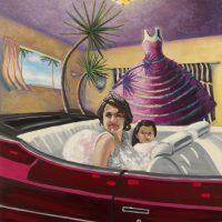 Hecho en Milledgeville, GA: Paintings by Valerie Aranda