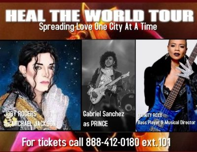 Heal the World Tour