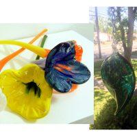 Make Your Own Glass Flower/Suncatcher