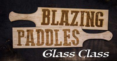 The Weekender Glass Class