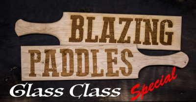 Fathers Day Glass Class Special