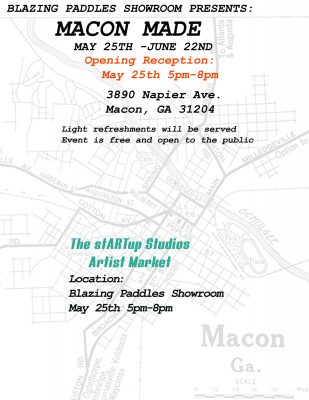 Macon Made - Art Reception