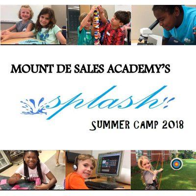 Camp Cavalier: SPLASH Camp
