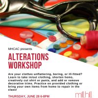 Alterations Workshop