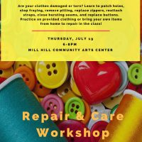 Repair & Care Workshop