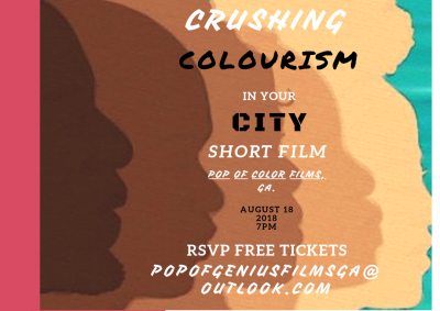 CRUSHING COLOURISM IN YOUR CITY- SHORT FILM