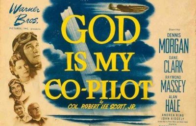 God Is My Co-Pilot Movie Showing