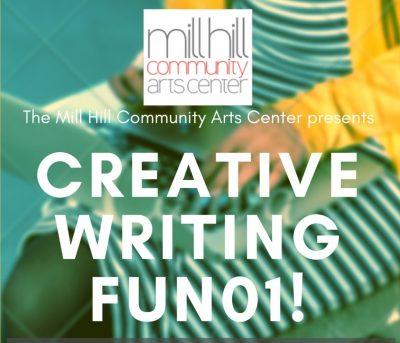 Creative Writing Fun01!