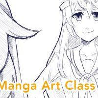 Anime Manga Art Class