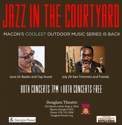 Jazz In The Courtyard featuring Baatin & Top S...