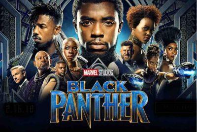 Senior Cinema - Black Panther