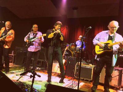 A Rockin' Evening with RADAR & Glenn Phillips Band