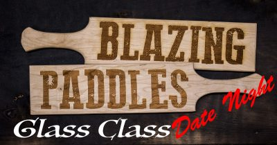 Date Night at Blazing Paddles