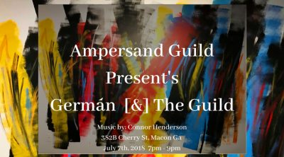 Ampersand Presents: German [&] The Guild