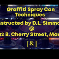 Graffiti/Spray Can Techniques