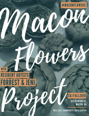 Macon Flowers Project