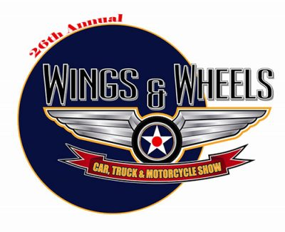 Annual Wings and Wheels Car Show