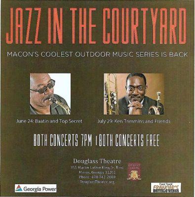 Jazz In The Courtyard