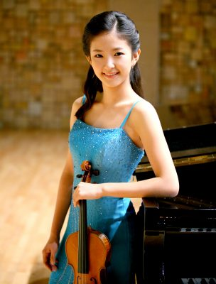 Macon Concert Association presents YooJin Jang, violin and Renana Gutman, piano
