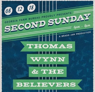 Second Sunday with Thomas Wynn and the Believers