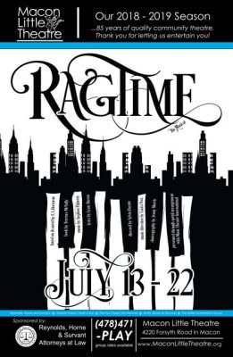 Ragtime the Musical