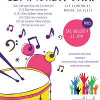 Community Day at the Mill Hill Community Arts Center