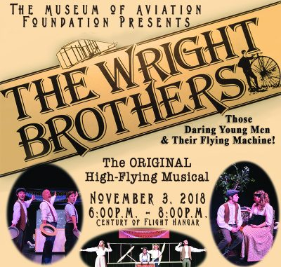The Wright Brothers Dinner Theatre Show