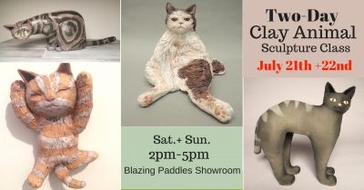 Two-Day Clay Animal Sculpture Class