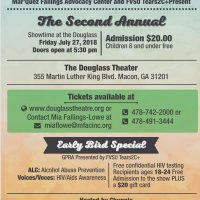 Mar'Quez Fallings Advocacy Center Presents...