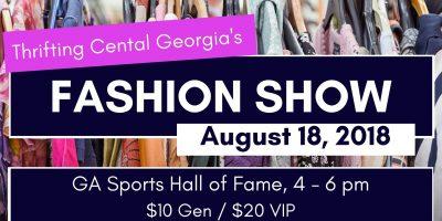 Thrift Fashion Show