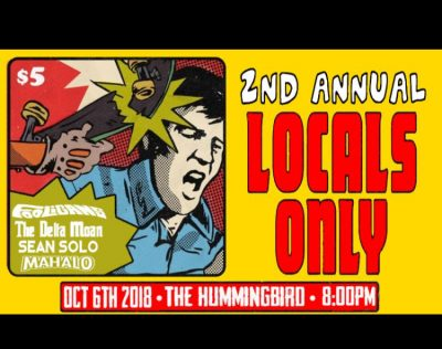 2nd Annual Locals Only