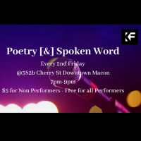 Poetry & Spoken Word