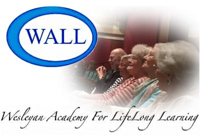 Fall 2018 Adult Enrichment Education at WALL