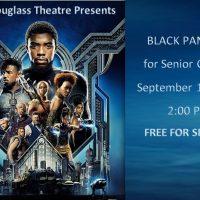 The Douglass Theatre Presents...Senior Cinema