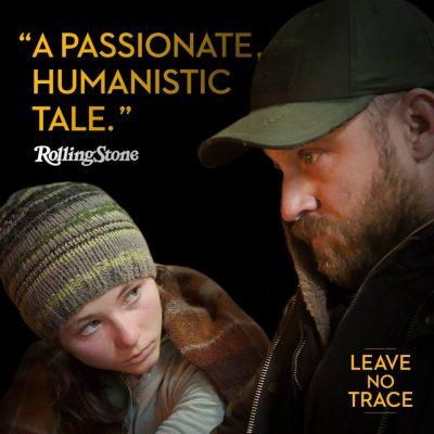 """Macon Film Guild Presents: """"Leave No Trace"""" Screen..."""