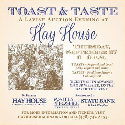 Toast & Taste at Hay House: A Lavish Culinary Evening