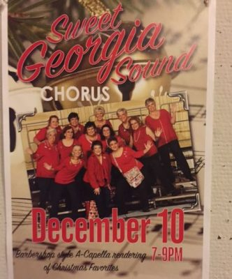 SGS Chorus Guest Night