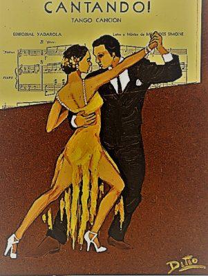 Argentine Tango in Macon
