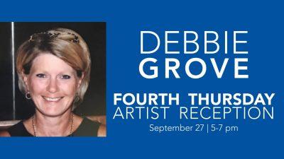 Art Show with Debbie Grove