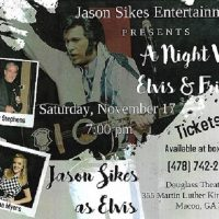 A NIGHT WITH ELVIS AND FRIENDS