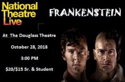 "NT Live's ""Frankenstein"""