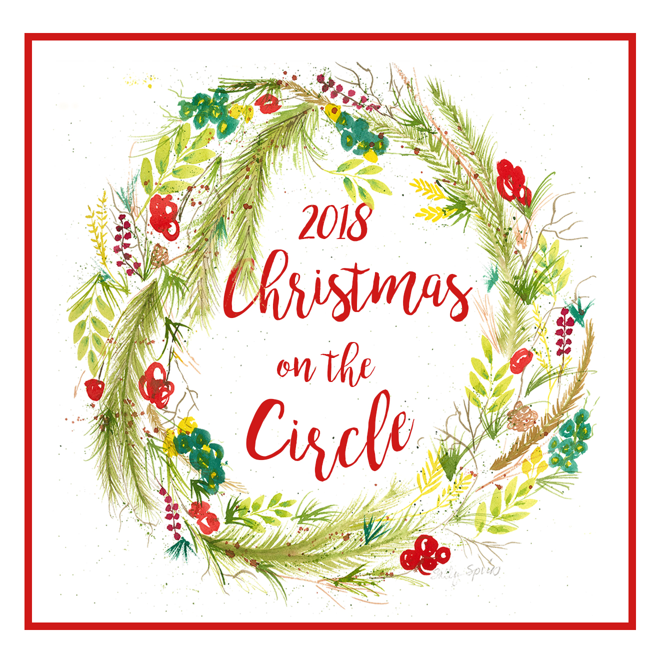 Christmas on the Circle presented by Fine Arts Society of Middle ...