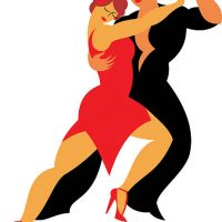 Latin & Club Dance with Paula East & Debra