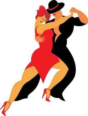 Latin & Club Dance with Paula East & Debra...