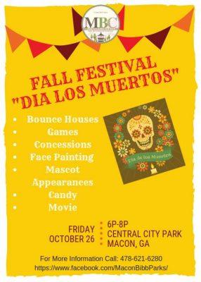 """""""Dia Los Muertos"""" Fall Festival"""