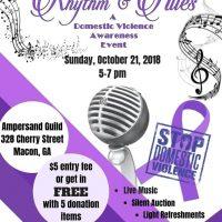 Rhythm & Hues Domestic Violence Awareness Event